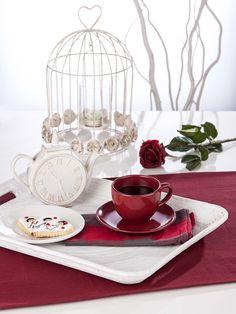 kalp, heart, love, aşk, valentines day, sevgililer günü, kafes, cage, rose, gül, dark red, bordo, kırmızı, red, EVDEMODA, dekorasyon, züccaciye