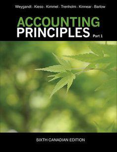 Fundamental accounting principles 22nd edition solutions manual by accounting principles weygandt kieso kimmel trenholm kinnear barlow 6th canadian edition full solutions manual fandeluxe Gallery