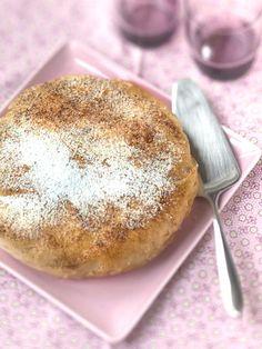 Pastilla au poulet (tourte marocaine aux feuilles de Brick)