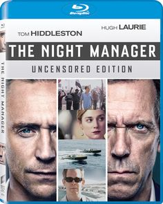 The Night Manager: Season 1 (TV) (2016) Blu-ray