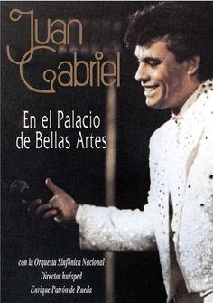 #Juan Gabriel: En el Palacio de Bellas Artes $14.98
