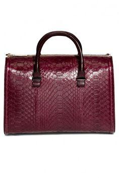 @Victoria Beckham nueva colección bolsos otoño 2013, vuelven los tonos berenjena