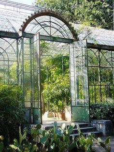 Orto_botanico_Palermo_03.jpg 960×1.280 pixels ~ETS #conservatory #conservatorygreenhouse