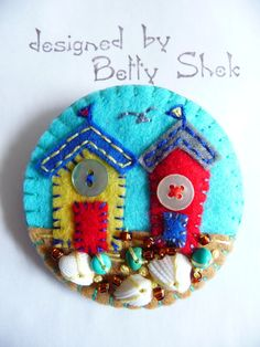 ES712/085  Beside The Seaside Theme   Beach by designedbybettyshek, £12.50