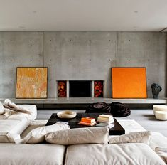 Contemporary Beach House Design by Rob Mills Architects | Interior Design Files