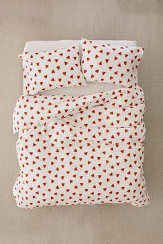 Shop Watermelon Duvet Cover Set at Urban Outfitters today. We carry all the latest styles, colours and brands for you to choose from right here. Duvet Cover Sets, Watermelon, Comforters, Pillow Cases, Cushions, Colours, Latest Styles, Blanket, Urban Outfitters