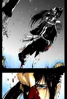 Bleach #anime #manga Byakuya's sword