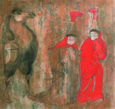 Chinese Painting | by San Wanshan Huang.  hellosansan.com
