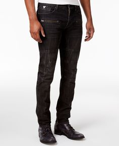 Guess Men's Slim Tapered Jeans