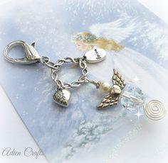 Swarovski Christmas Angel Charm £6.95