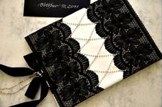 Black and White elegance weddings