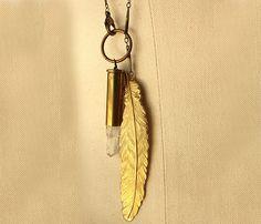 Desert Wanderlust Necklace  by I Adorn U