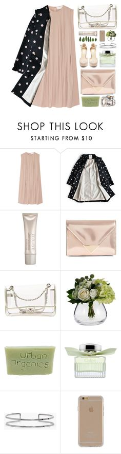 """""""Sit Still"""" by fee4fashion ❤ liked on Polyvore featuring CO, Laura Mercier, Alexander Wang, Chanel, LSA International, Chloé, Boohoo, Agent 18 and Steve Madden"""