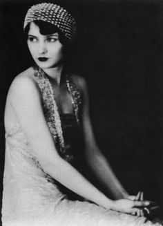 Barbara Stanwyck Again . . . a long way from the skort and the riding crop . . .