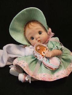 MINI-OOAK-POLYMER-CLAY-BABY-ART-DOLL-COLLECTABLE-SCULPT-BY-JENNA-RASBUBBYHILL