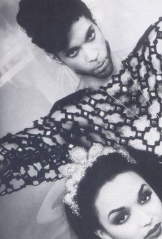 Classic Prince | 1992 O(+> Album - Prince & Mayte Garcia