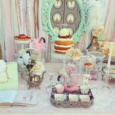 Pastel Paris Party