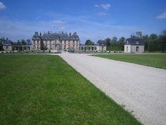 chateau de la motte tilly grande allee