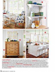 Country Living July / August 2015