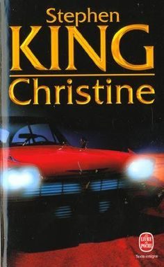 "Again, novels are almost always better than movies - as is the case with Stephen King's ""Christine"", among countless others....Cujo, It, The Dead Zone, etc..."