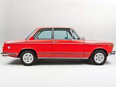 BMW 2002tii UK-spec 1971–1975 wallpaper