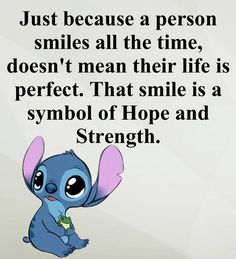 Cute Jokes, Funny Disney Jokes, Words Quotes, Life Quotes, Sayings, Meaningful Quotes, Inspirational Quotes, Lilo And Stitch Quotes, Cute Animal Quotes