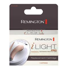 Remington SP6000SB I-Light Pro, Professional IPL Hair Removal System, Replacement Cartridge - http://www.mensgroomingstuff.com/remington-sp6000sb-i-light-pro-professional-ipl-hair-removal-system-replacement-cartridge/