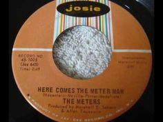 """The Meters perform """"Cissy Strut"""" on Josie 1005"""