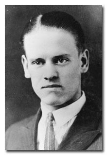 """Philo Farnsworth (1906-1971) was a serial inventor with a list of credited patents longer than his forehead. Among those patents was the one that made television possible: an """"image dissector"""" that could capture images as a series of lines to be displayed electronically. If that isn't impressive enough for you, consider the fact that Farnsworth came up with the idea at age 14, while growing up on a farm in Idaho, and first demonstrated it at 21, in 1927."""