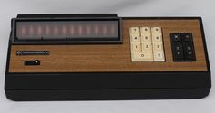 Commodore 512 Nixie Tube Calculator