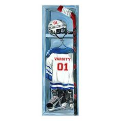 816b3bb2d awesome Oopsy Daisy Hockey Locker Canvas Artwork Check more at  https   aeoffers.