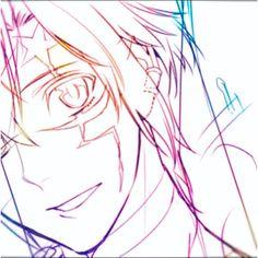 D-gray man - Allen walker by Katsura Hoshino, Allen looks so cute here <3