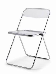 DALANI | Sedie in plastica trasparente: note design | design | Pinterest