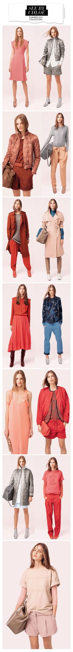 See by Chloé Pre-Fall Collection 2013