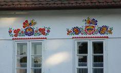 folklore house decoration