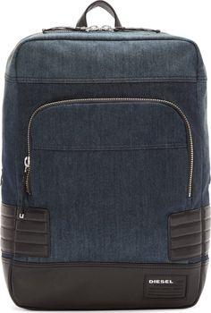 Diesel for Men Collection Tumblr Backpack, Denim Backpack, Denim Bag, Backpack Bags, Leather Backpack, Clear Tote Bags, Fab Bag, Cute Backpacks, Designer Backpacks