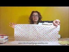 DIY - Tutorial per fare un fasciatoio da viaggio - YouTube Love Sewing, Baby Sewing, Pochette Diy, Baby Mittens, Baby Images, Babyshower, Baby Needs, Handmade Baby, Diy Tutorial