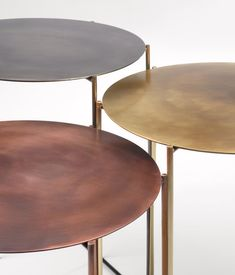 Side tables | Tables | Tribù | De Castelli | Fratelli. Check it out on Architonic