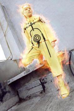Naruto Uzumaki from Naruto Shippuden