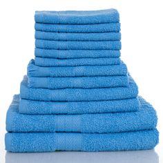 12 Piece Towel Set