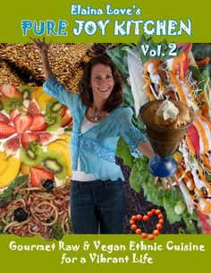 Pure Joy Kitchen Vol 2 Cookbook Simple Raw Vegan Recipes for a Vibrant Life Volume 2 ** Check this awesome product by going to the link at the image.