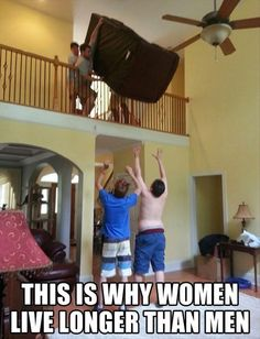 This Is Why Women Live Longer – 32 Pics