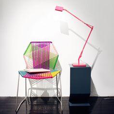 Bezar-FLOS-Kelvin-LED-Lamp-pink-3