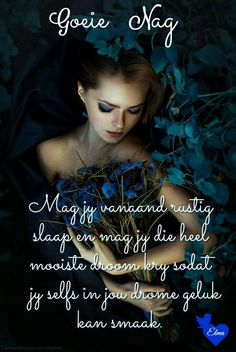 Good Night Blessings, Morning Blessings, Afrikaanse Quotes, Goeie Nag, Sleep Tight, Night Quotes, Cute Quotes, Bible Quotes, Good Morning