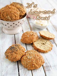 Di's Low-carb Bread