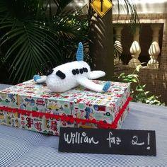 Festinha linda do William toda feita à mão. Muito amor envolvido!  #amigurumi #airplaneamigurumi #geovanaclerescrafiteira #festejoinbox #maternativa by geovanacleres