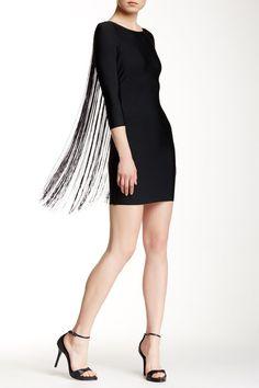 #FewModa - #FEW MODA The Jetset Diaries Last Temptation Fringe Dress FW0088 - AdoreWe.com