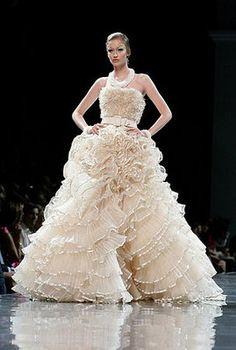 Classic Galliano Haute Couture