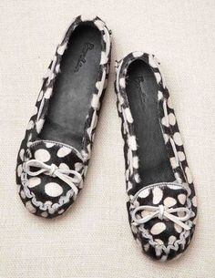 dotty mocassins from boden