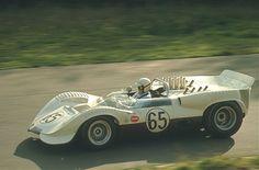 1965 Chaparral 2C. 325ci (5.4l). 1698 lb.